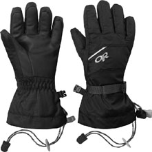 photo: Outdoor Research Kids' Adrenaline Glove insulated glove/mitten