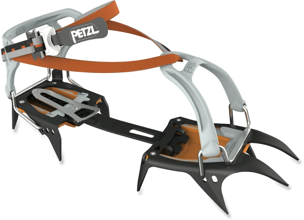 photo: Petzl Irvis crampon