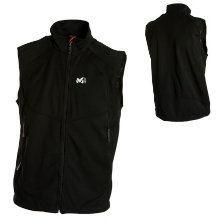 photo: Millet W3 Pro WDS Vest wind shell vest