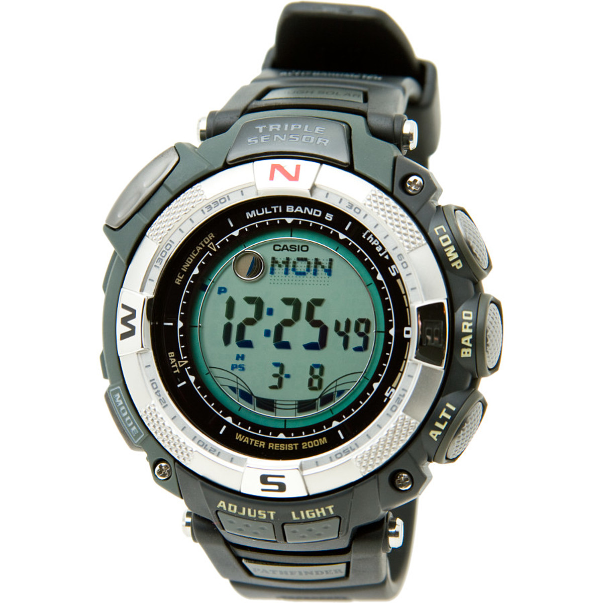 photo: Casio Pathfinder PAW1500-1V compass watch