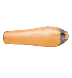 photo: Kelty Cosmic 50 (synthetic) warm weather synthetic sleeping bag