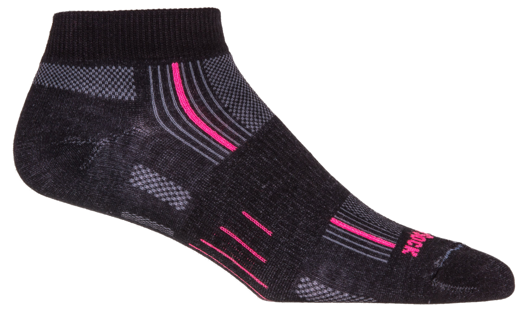 photo: WrightSock Stride Tab running sock