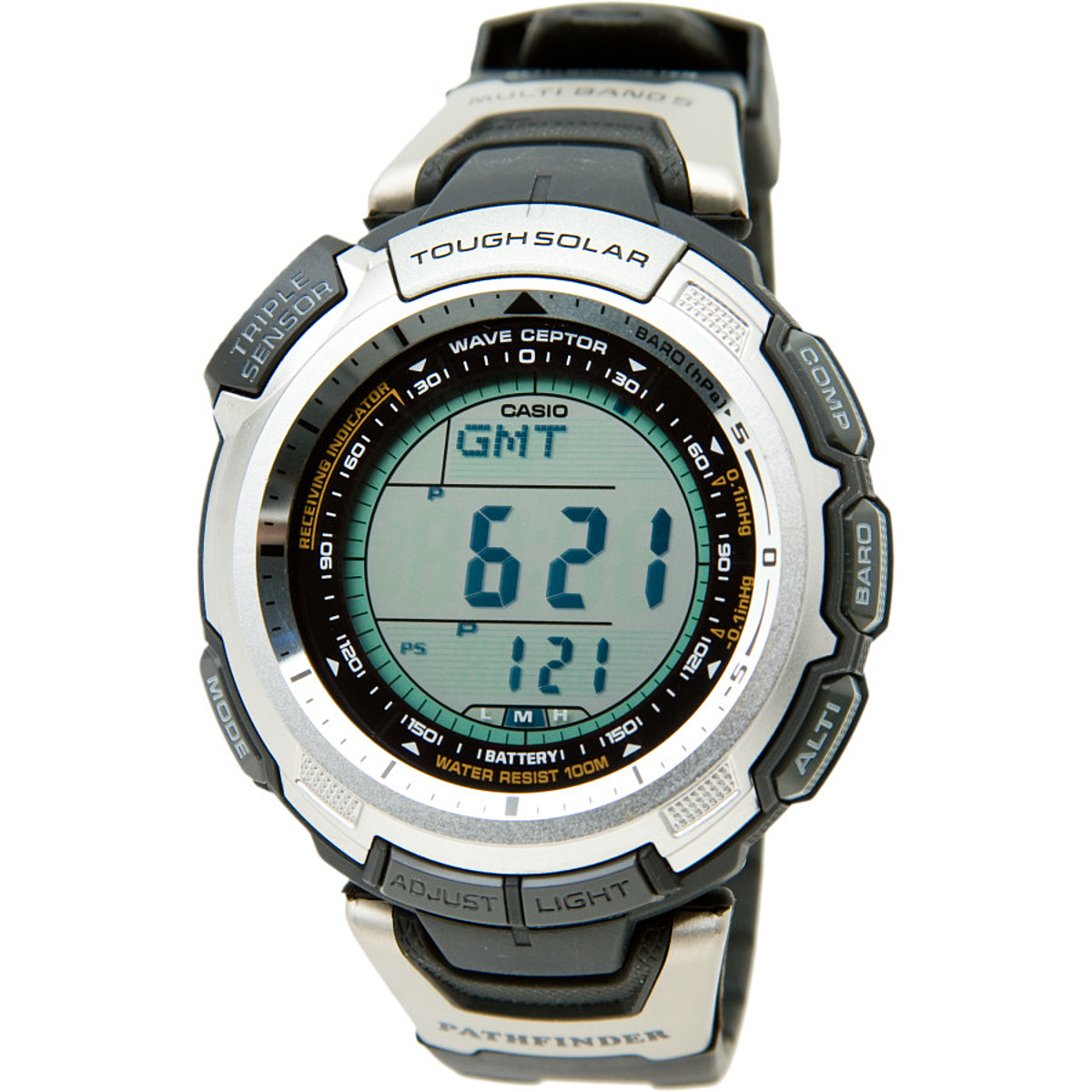 photo: Casio Pathfinder PAW1300 compass watch