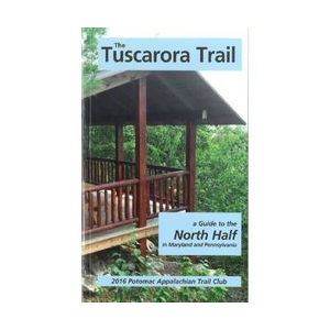 Potomac Appalachian Trail Club Tuscarora Trail North MD to PA Guide Book