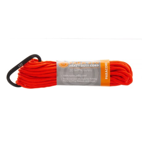 Ultimate Survival Technologies Paracord 550 Utility Cord