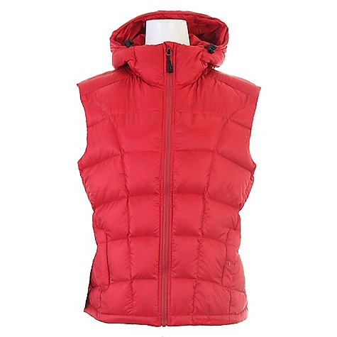 photo: Hi-Tec Hanks Canyon Hooded Vest down insulated vest