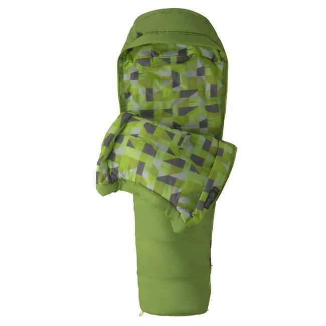 photo: Marmot Banzai Trestles 35 warm weather synthetic sleeping bag
