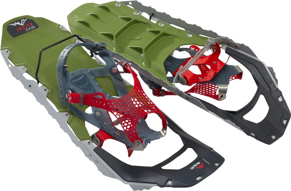 photo: MSR Men's Revo Ascent hiking snowshoe