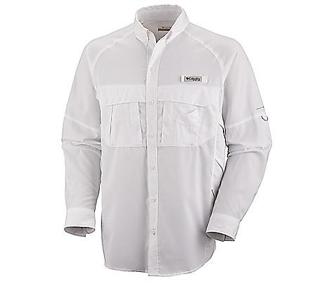 photo: Columbia Airgill Lite Long Sleeve Shirt hiking shirt