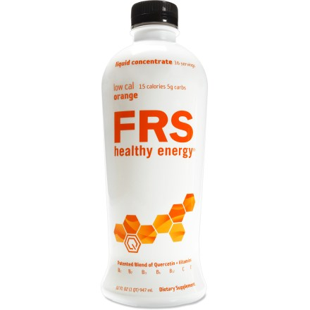 photo of a FRS drink