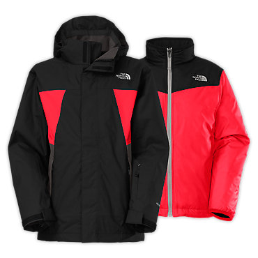 The North Face Abbit TriClimate Jacket