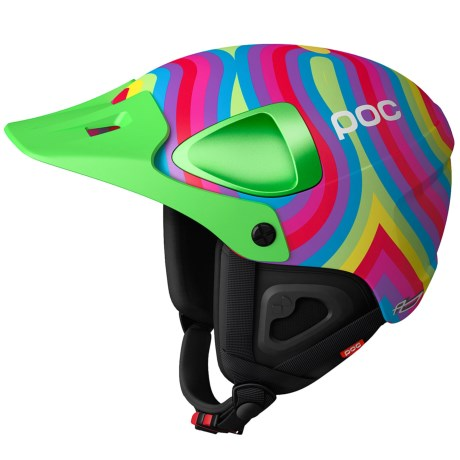 photo: POC Synapsis 2.0 Helmet snowsport helmet