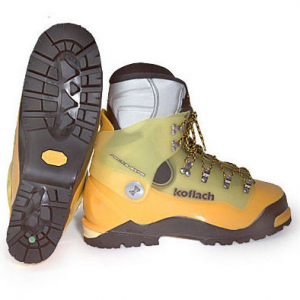 photo: Koflach Arctis Expe mountaineering boot