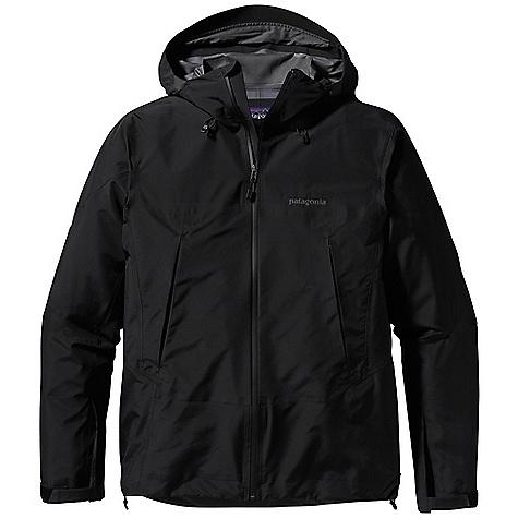 photo: Patagonia Super Pluma Jacket waterproof jacket