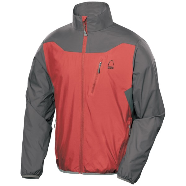 photo: Sierra Designs Men's Maverick Jacket wind shirt
