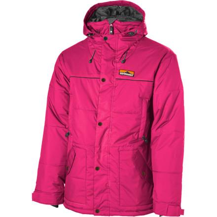 photo: Airblaster Beluga Jacket synthetic insulated jacket