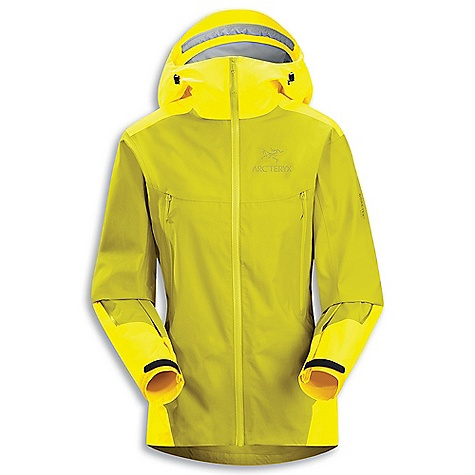 photo: Arc'teryx Women's Beta FL Jacket waterproof jacket