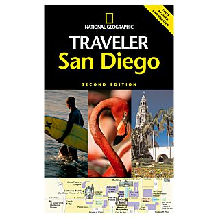 photo: National Geographic Traveler San Diego us pacific states guidebook