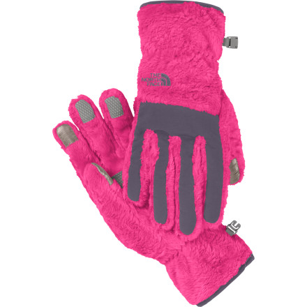 photo: The North Face Denali Thermal Glove fleece glove/mitten