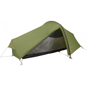 photo of a Force Ten three-season tent