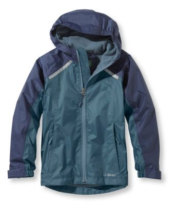 L.L.Bean Trail Model Rain Jacket, Lined