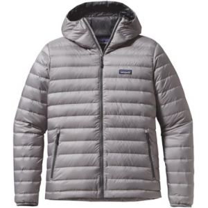 photo: Patagonia Hi-Loft Down Sweater Hoody down insulated jacket