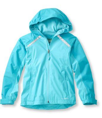 photo: L.L.Bean Trail Model Rain Jacket, Lined waterproof jacket