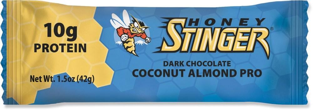 photo: Honey Stinger Protein Bar nutrition bar