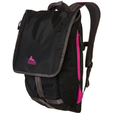 photo: Gregory Vibe daypack (under 2,000 cu in)