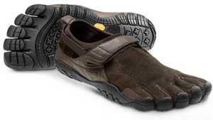 photo: Vibram FiveFingers KSO Trek barefoot / minimal shoe