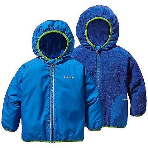 photo: Patagonia Baby Duality Jacket fleece jacket