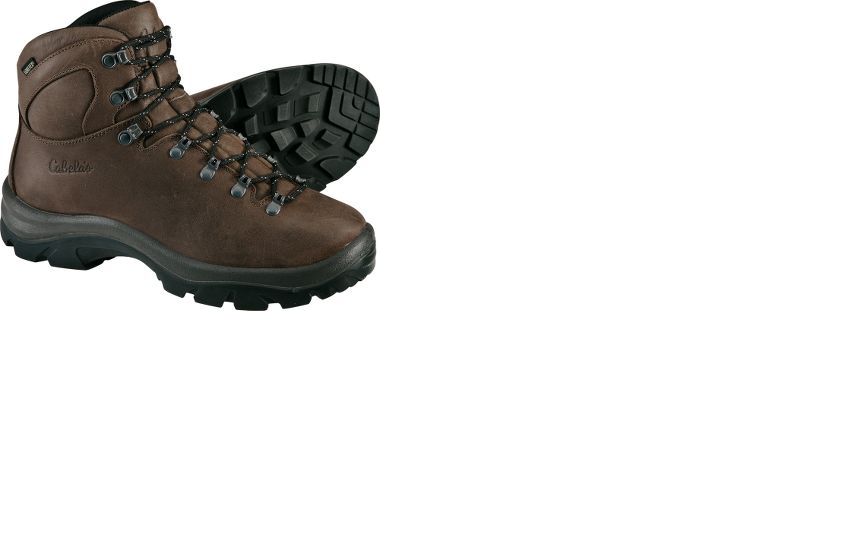 Cabela's All-Leather Mountain Hiker