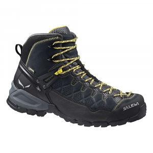 photo: Salewa Alp Trainer Mid GTX hiking boot