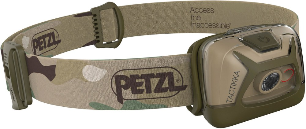 photo: Petzl TacTikka headlamp