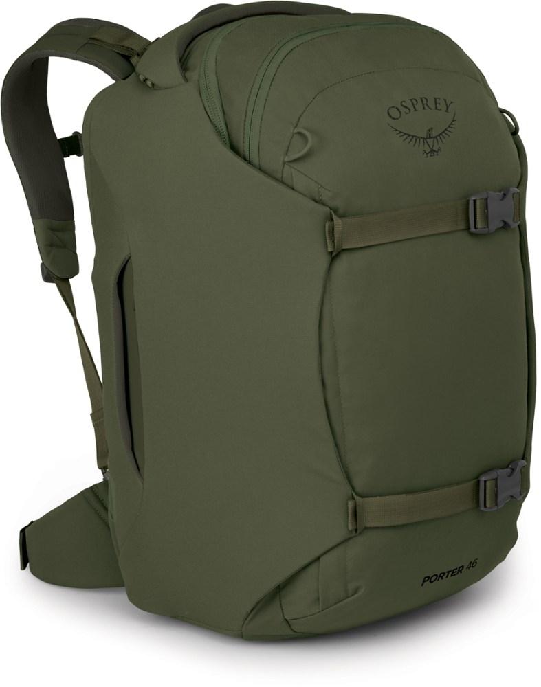 photo: Osprey Porter 46 overnight pack (35-49l)