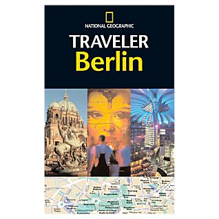 photo: National Geographic Traveler Berlin international guidebook