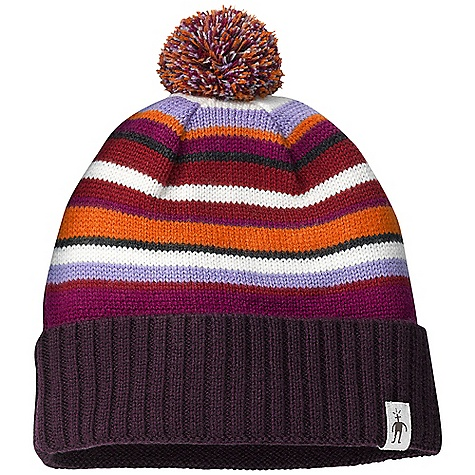 Smartwool Latte Stripe Hat