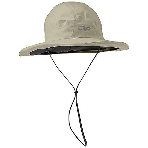 photo: Outdoor Research Sunshower Sombrero rain hat