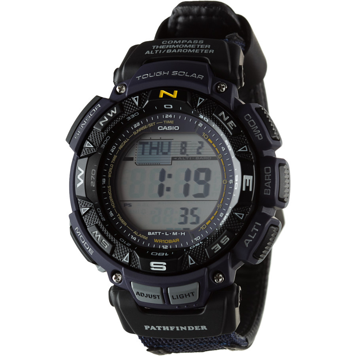 casio pathfinder pag80 1v reviews trailspace com rh trailspace com Casio Pathfinder Instruction Manual Casio Sport Pathfinder PAW-1100 Manual