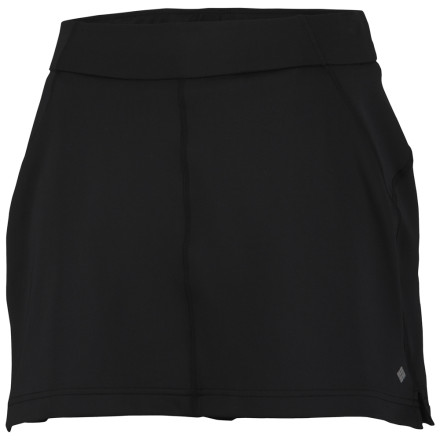 photo: Columbia Run Some More Skort running skirt