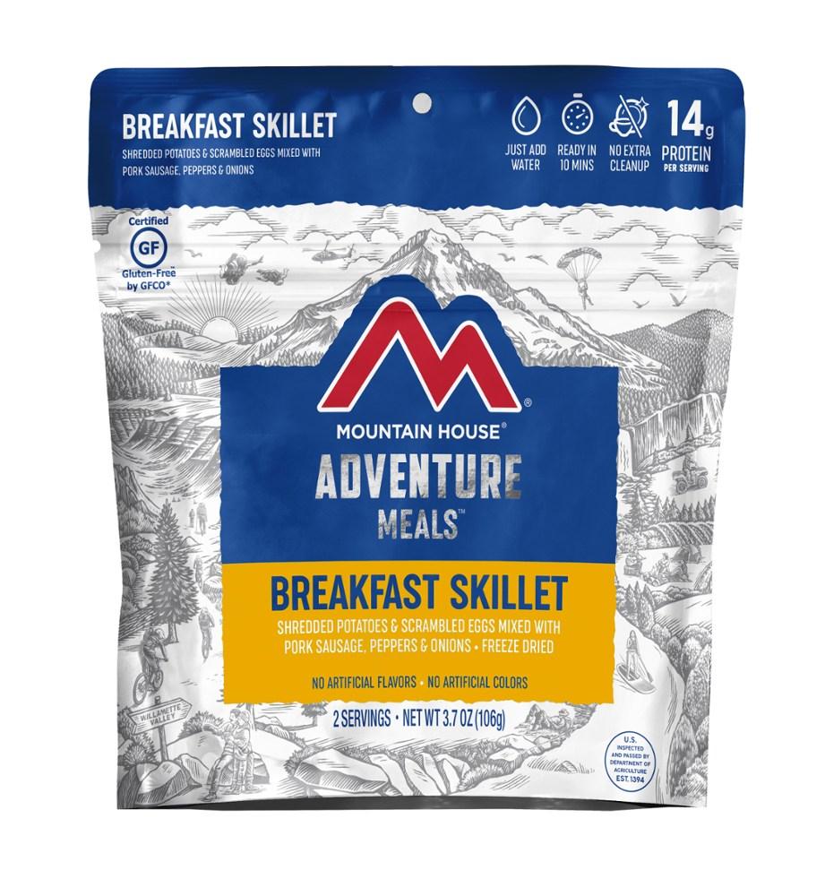 photo: Mountain House Breakfast Skillet breakfast
