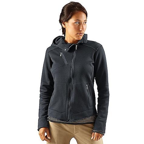 photo: Nau Profile Fleece Hoody fleece jacket