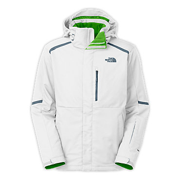 photo: The North Face Men's Komper Jacket synthetic insulated jacket