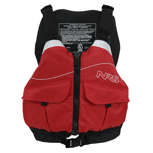 photo: NRS Clearwater Mesh Back PFD life jacket/pfd