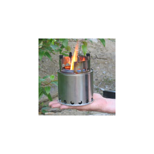 photo: Bushbuddy  solid fuel stove