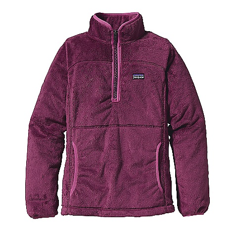 photo: Patagonia Plush Synchilla Marsupial fleece top