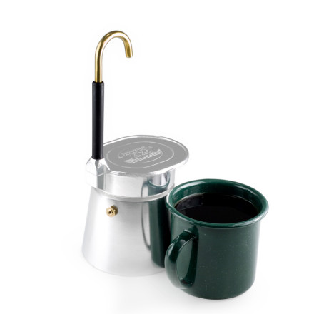 GSI Outdoors 1 Cup Aluminum Mini Expresso
