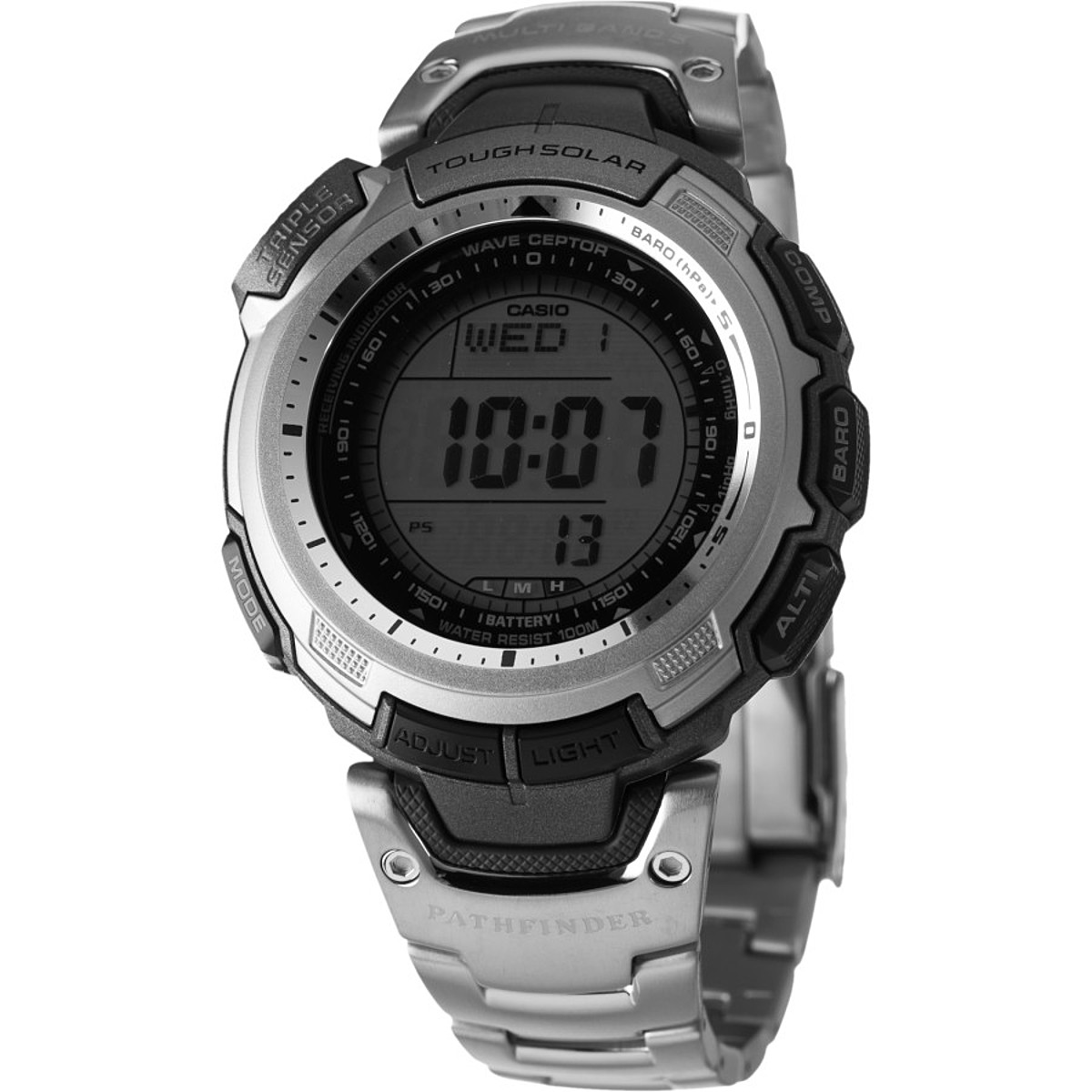 photo: Casio Pathfinder PAW1300T-7V compass watch