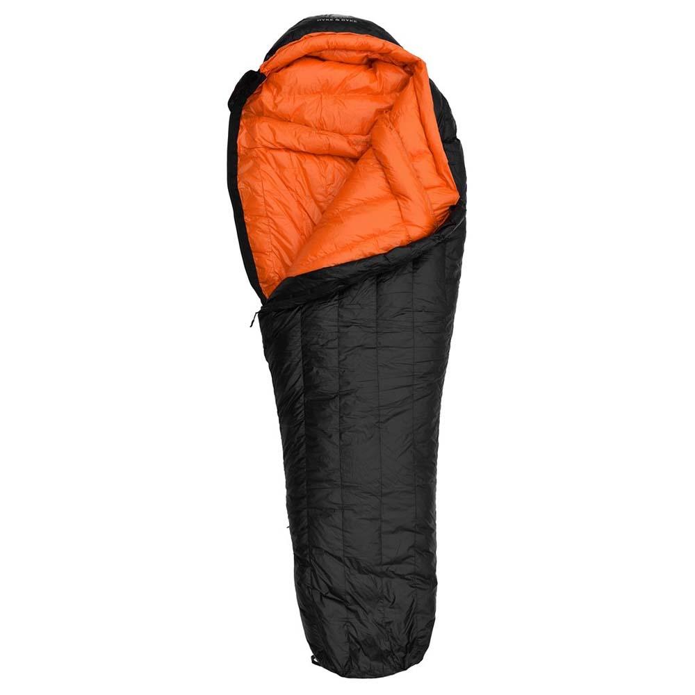 photo of a Hyke & Byke 3-season down sleeping bag