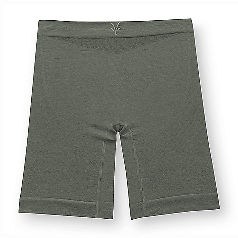 photo: Ibex Women's Balance Runner Short active short